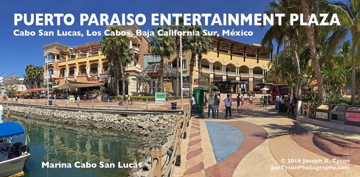 Puerto Paraiso Entertainment Plaza Dining Shopping and