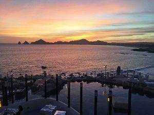 Sunset da Mona Lisa Cabo