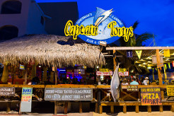 Captain Tonys Bar and Grill Cabo