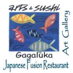 Arts and Sushi - Plaza Bonita Mall, Cabo San Lucas, Los Cabos, Baja California Sur, México.