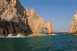 The Cabo San Lucas Arch, El Arco Land's End, Cabo San Lucas, Baja California Sur, México