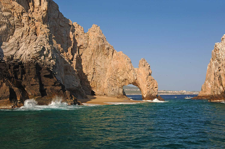 Cabo San Lucas Arch, El Arco Land's End, Cabo San Lucas, Baja ...