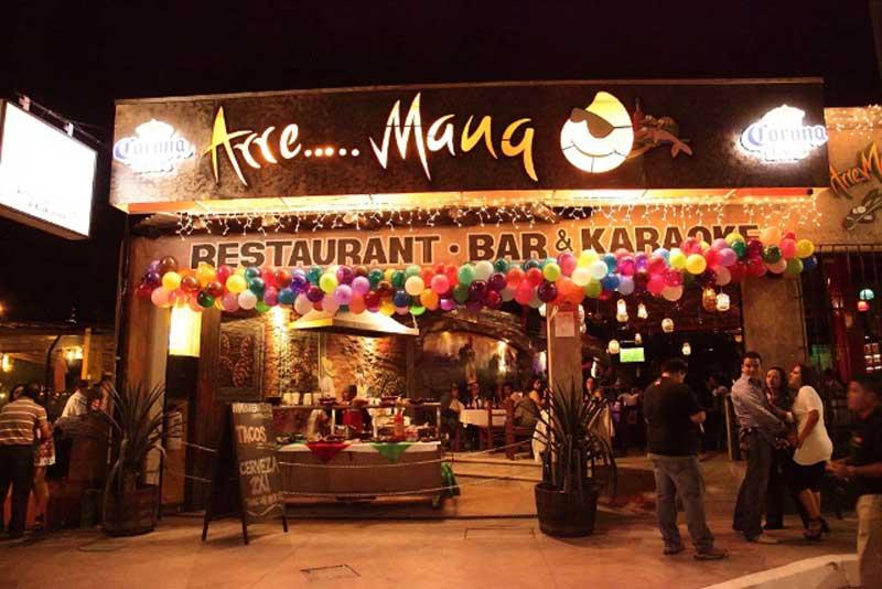 Arre Mango Restaurant, Bar & Karaoke Cabo San Lucas, Los Cabos, Baja California Sur, México