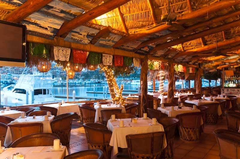 Baja Cantina Dockside Cabo San Lucas Marina