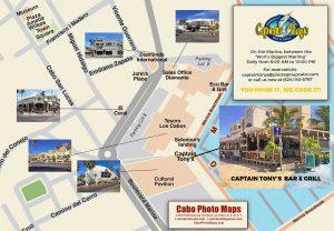 Captain Tonys Bar Grill Cabo San Lucas Marina