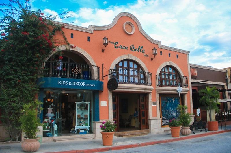 Casa bella boutique hotel cabo san lucas los cabos baja california sur