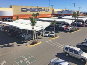Chedraui replaces CCC - Centro Comercial Californiano in Cabo