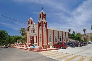 Santiago Church, Baja California Sur