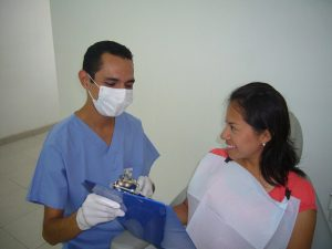 dental services: Dr. Montemayor