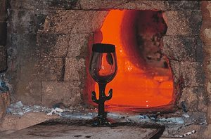 Glass Factory - Hand blown Mexican Glass Cabo San Lucas