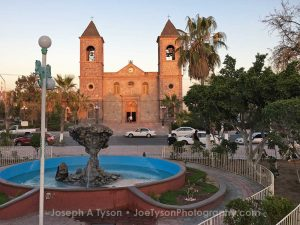La Paz Mission Cathedral (Church), Baja California Sur