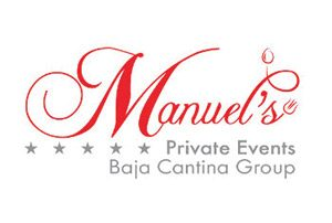 catering services: Manuel's Private Events