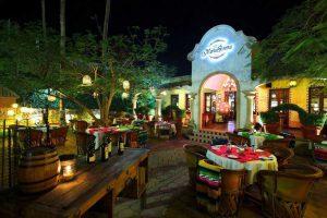 Maria Corona Restaurant, Cabo San Lucas