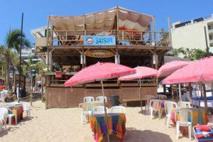Milky Way Café & Deli Cabo San Lucas, Los Cabos, Baja California sur, México.