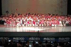 Pabellon Cultural Cabo Children's show 09 May 2017