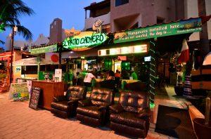 Cabo San Lucas Restaurants Patio Choyero