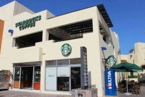 Starbucks at Plaza Bonita Mall Cabo