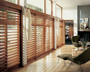 Shutter And Drapes Window Treatments