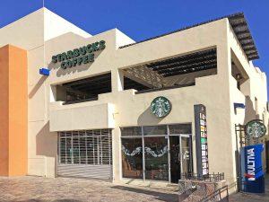 Starbucks Plaza Bonita Mall Cabo San Lucas