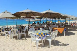 Cabo San Lucas Restaurants Tabasco Beach Club