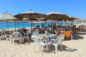 Cabo San Lucas Restaurants Tabasco Beach Club