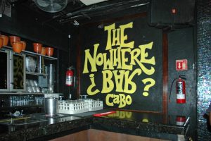 The Nowhere Bar, Cabo San Lucas, Los Cabos, Baja California Sur, México