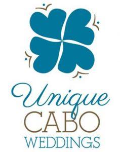unique cabo weddings Los Cabos logo