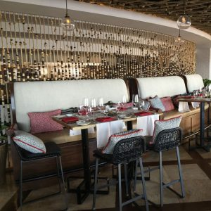 Vela Restaurant at Hilton Los Cabos