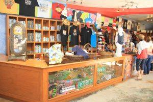 Cabo Wabo Boutique souvenirs