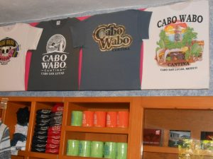 Clothing and Swimwear Shops and Boutiques: Cabo Wabo