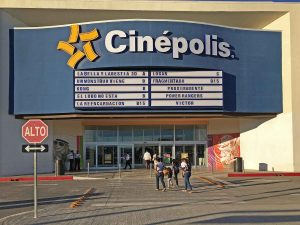 Cinepolis at Patio Los Cabos plaza, Cabo San Lucas