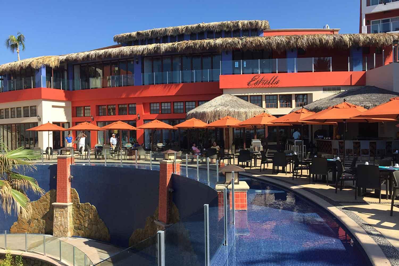 Estrella Restaurante at Serena del Mar by Welk Resort, Cabo San Lucas