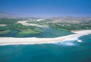 Estero San Jose del Cabo Estuary, San José del Cabo, Los Cabos, Baja California Sur, México.
