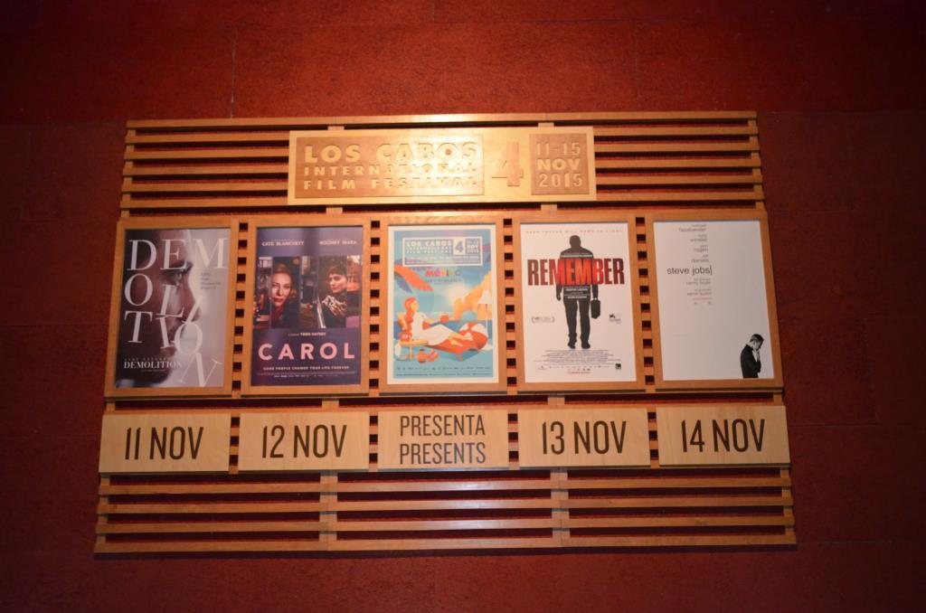 LOS CABOS INTERNATIONAL FILM FESTIVAL, Cabo San Lucas, Los Cabos, Baja California Sur, México