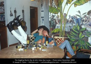 Giggling Marlin Cabo December 1990