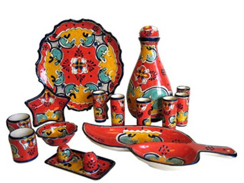 ... mexican-pottery-05 ...  sc 1 st  Los Cabos Guide & Cobalto by Mexican Pottery - Los Cabos Guide