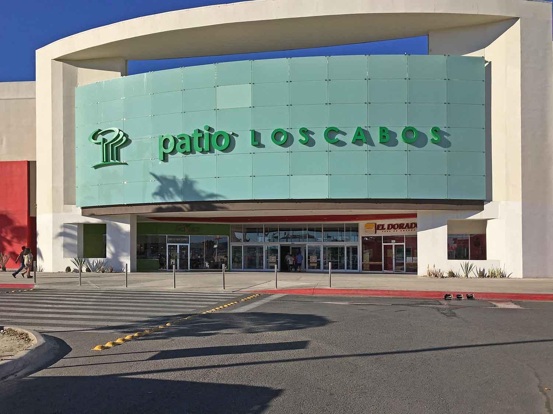 Patio Los Cabos Plaza, Cabo San Lucas
