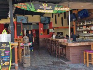 Tiki Bar Kitchen