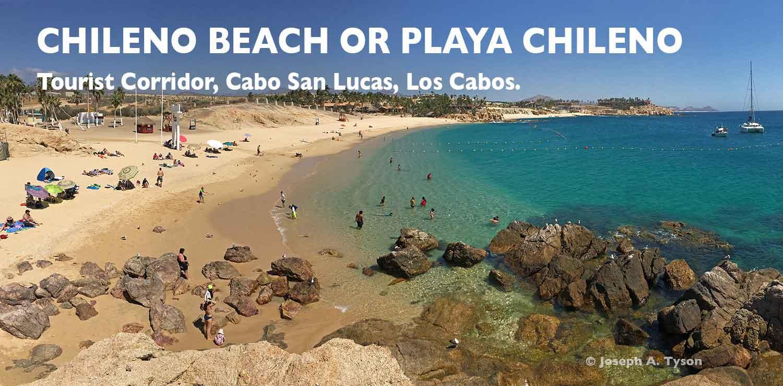 Playa Chileno Or Beach
