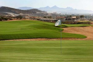 Club Campestre - Hole 10 - Golf Courses Los Cabos