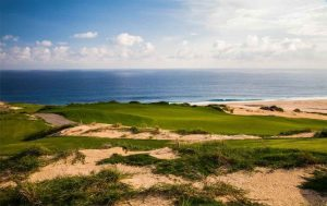 Quivira Cabo golf 11th green 2014