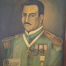 Illustrious Sudcaliforniano General Manuel Márquez de León was born in the mining community of San Antonio in 1822.