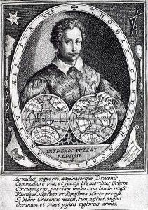 English privateer Thomas Cavendish sank the treasure laden Spanish galleon Santa Ana off the coast of Cabo San Lucas in 1587.