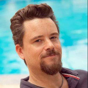 Chris Sands, writer, Cabo San Lucas