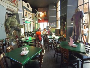 Comicx Restaurant Bar Puerto Paraiso Cabo