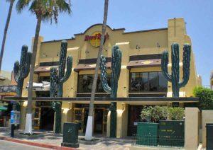 Hard Rock Cafe Cabo circa 2007