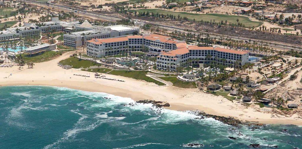 Hilton Los Cabos Aerial 2017