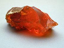 Opal Butte Opal Oregon Orange Opal (cutting grade) from the West Coast Mining