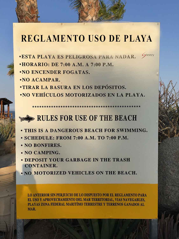 Playa Barco Varado Tourist Corridor, Los Cabos, Baja California Sur