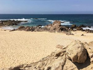 Playa Barco Varado Cabo